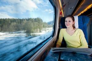 Найти пассажира поезда или самолета
