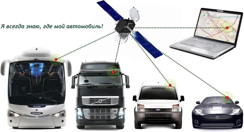 Установка GPS трекера на автомобиль