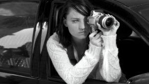 Скрытая слежка за мужем