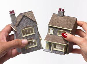 Решение проблем с разделом имущества