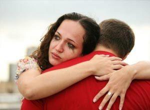 Возвращение супруга в семью